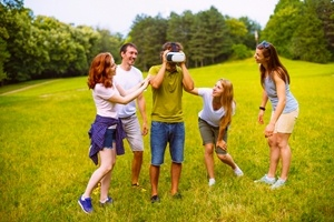 What Augmented Reality, Virtual Reality, and Gaming Mean for Reward Marketing