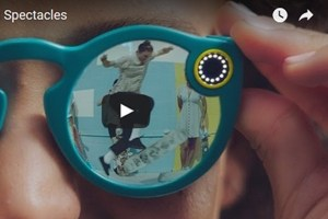#SocialSkim: Facebook's Enterprise Tool, Snapchat's Sunglasses: 11 Stories This Week