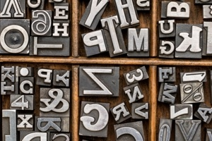 What to Consider Before Using Web Fonts for Your Print Marketing