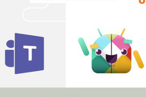 Group Collaboration Tools: Microsoft Teams vs. Slack [Infographic]