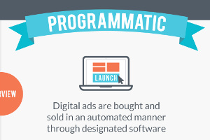 Traditional vs. Programmatic Media Buying [Infographic]