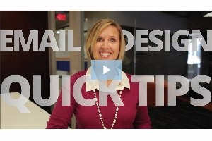 Marketing Video: Basic Email-Design Decisions That Matter