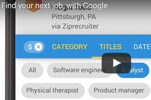 #SocialSkim: Google Aggregates Job Listings, Snapchat's Location-Sharing: 10 Stories This Week