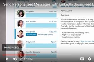 #SocialSkim: LinkedIn Custom Notifications, Facebook Monetizes Messenger: 10 Stories This Week