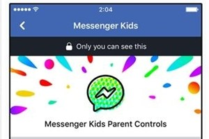 #SocialSkim: Facebook Messenger for Kids; Instagram's New App: 10 Stories This Week