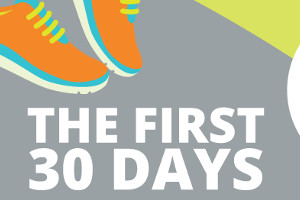 The First 90 Days: Onboard Sales Reps for Success [Infographic]