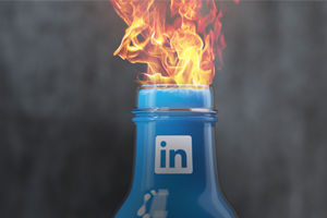 How to Ignite Your LinkedIn Marketing Strategy [Infographic]