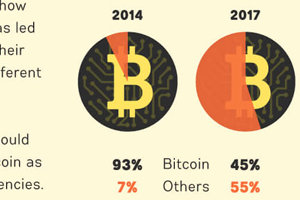 Bitcoin Basics: A Brief History [Infographic]