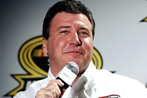 Marketing in the Fast Lane: NASCAR Team Owner Tad Geschickter on Marketing Smarts [Podcast]