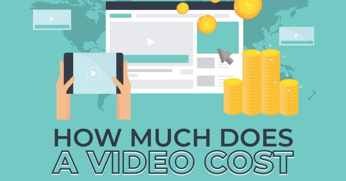 How Much Does a Video Cost to Produce? [Infographic]