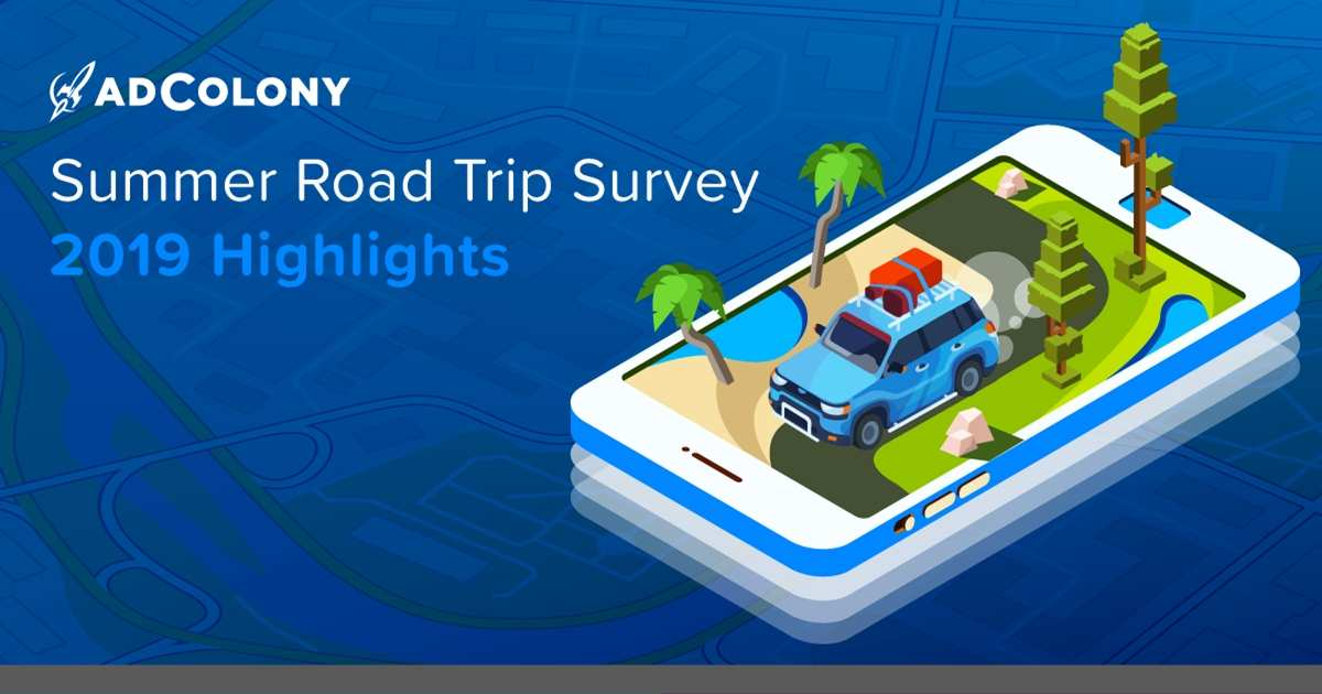 The Summer Road Trip in 2019: Mobile and Social Trends [Infographic]