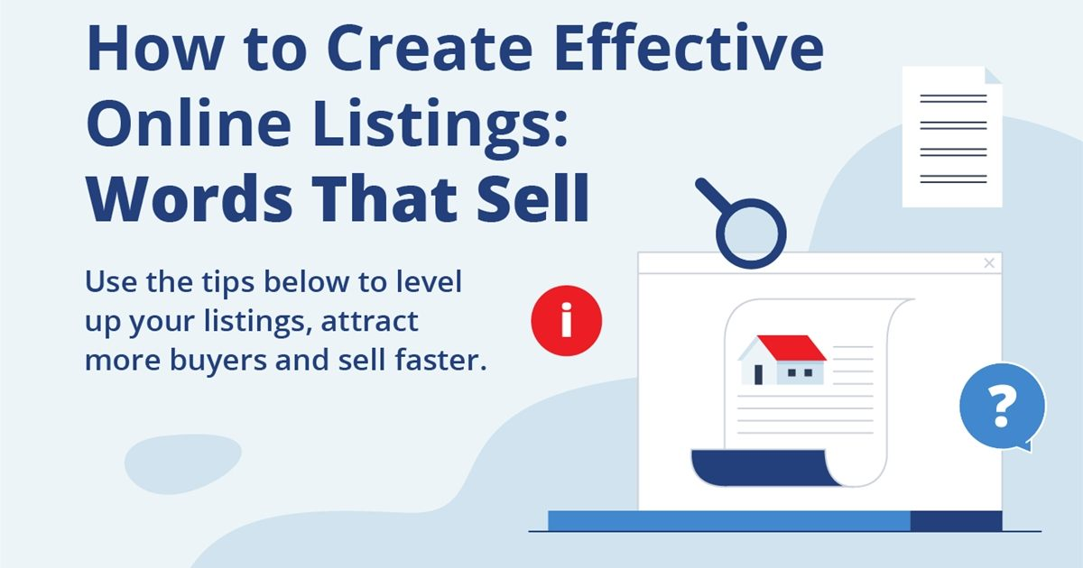 Tips for Online Listings That Grab Attention and Generate Sales [Infographic]