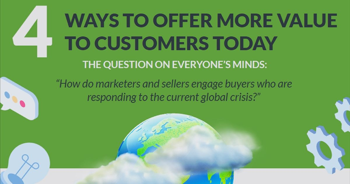 How to Offer More Value to Your Crisis-Stricken Customers [Infographic]