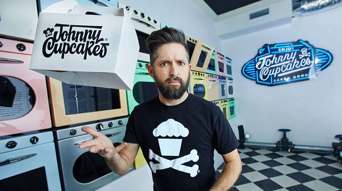 Image for The Recipe for 'Brand Hysteria': Johnny Cupcakes on Marketing Smarts [Podcast]