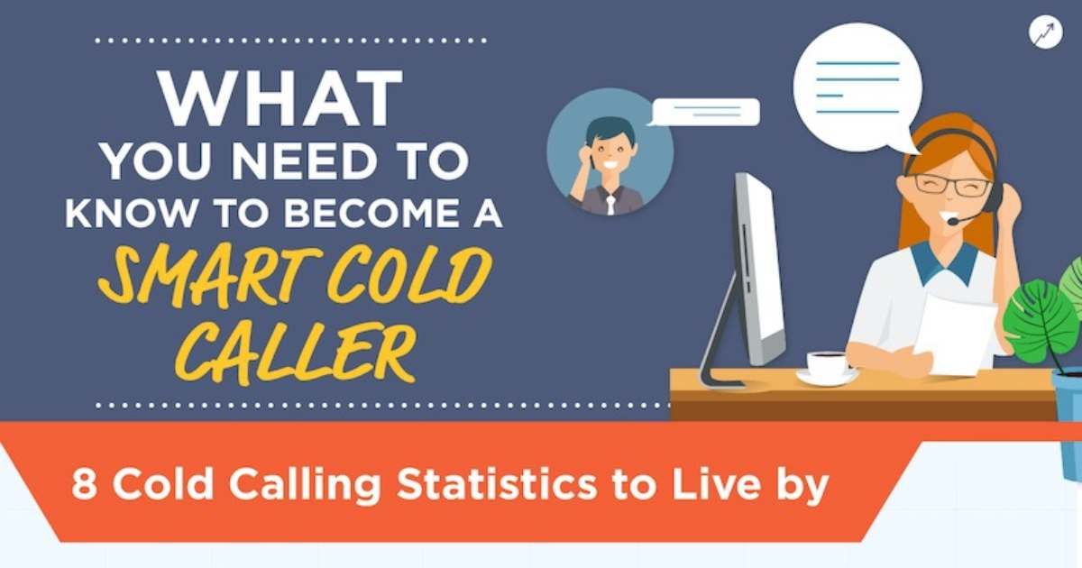 How to Become a Better B2B Cold-Caller [Infographic]