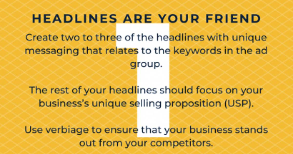 Four Best-Practices for Responsive Search Ads [Infographic]
