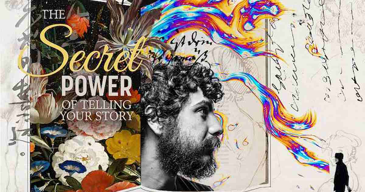 The Power of Writing Your Story [Infographic]