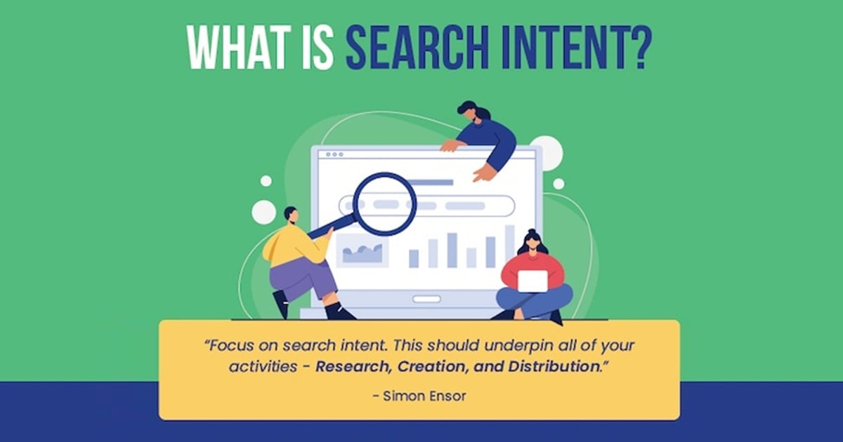 What Is Search Intent? [Infographic]