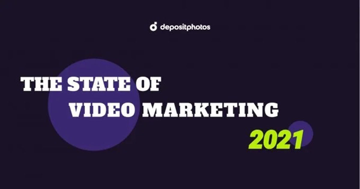 The State of Video Marketing in 2021 [Infographic]