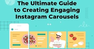 Image for How to Create Engaging Instagram Carousel Posts [Infographic]