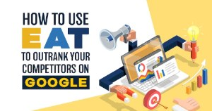 Image for How 'EAT' Helps Businesses Succeed on Google Search [Infographic]