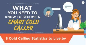 Image for How to Become a Better B2B Cold-Caller [Infographic]