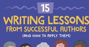 15 Writing Lessons From Famous Authors