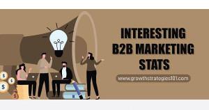 10 Interesting B2B Marketing Stats