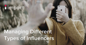 Four Types of Influencers and How to Manage Them