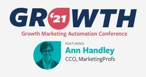 Growth '21: A Virtual Conference Featuring Ann Handley