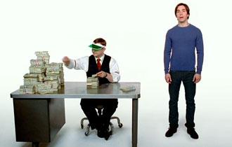 Commercial Break: Get a Mac, Bean Counter