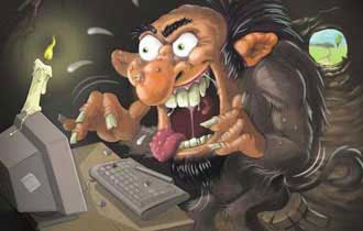 Twitter and Trolls and Squatters... Oh My!