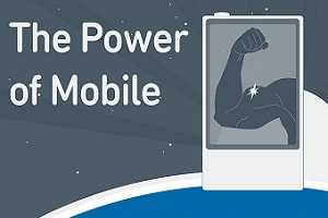 The Power of Mobile [Infographic]