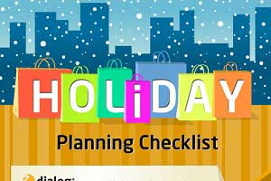 Get Started on Your Holiday Marketing Checklist [Infographic]