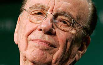 Is Murdoch Going Off the Grid?