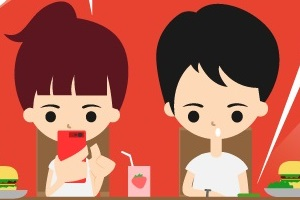 The Social Life of the App-Addicted Teen [Infographic]
