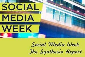 Social Media Week [Infographic]