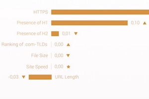 The Most Important Google Search Rank Factors [Infographic]