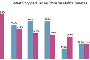 Mobile Shopping Behavior During the Holiday Season