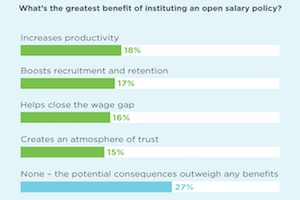 How Marketers Feel About Salary Transparency [Infographic]