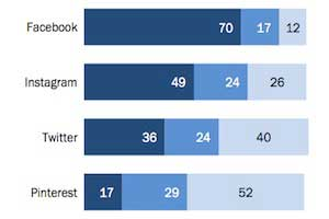 Social Network Data: Usage Trends, Demographic Profiles