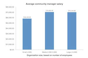 Community Managers: Salaries, Skill-Sets, and Experience Levels