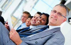 Older Workers Driving Social Networking at Work