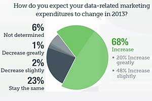 Marketers Upping the Ante on Big Data in 2013