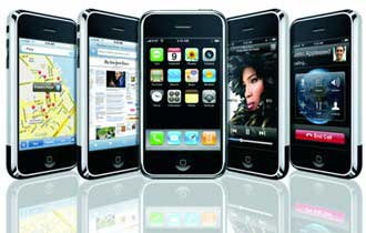 Touchscreen Mobile Phone Adoption Growing Rapidly in US