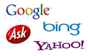 Bing Search Share Up Third Straight Month