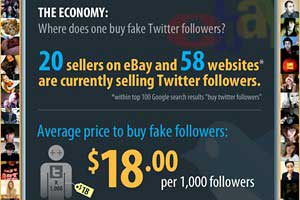 Twitter Underground: Buying and Selling Fake Followers (Politicians Do It, Too)