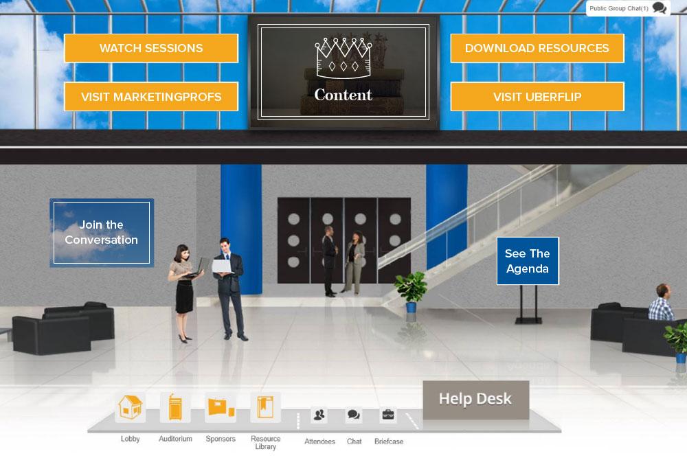 Content Marketing Online Forum