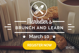 Marketer's Brunch & Learn
