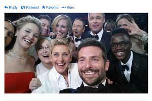 What Does Ellen's Tweet Heard 'Round the World Mean for Marketers?